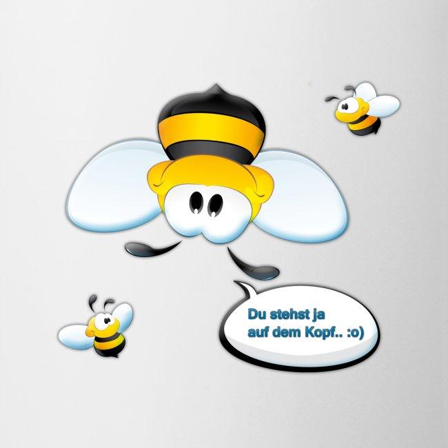 Bienchen Rückseite