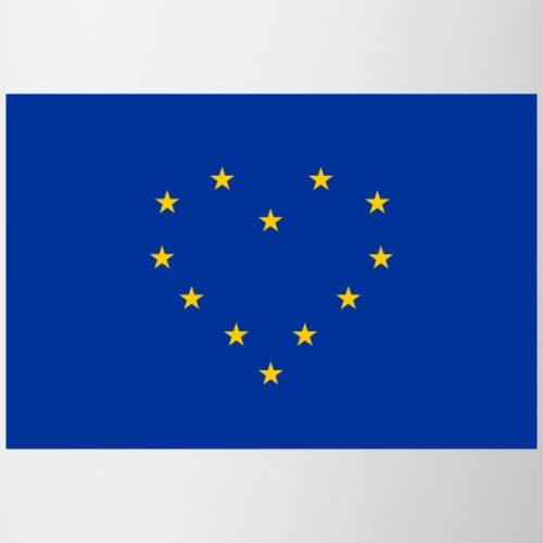 I love Europe - Mug