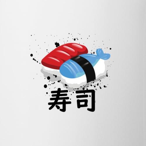 Leckere Sushi - Tasse