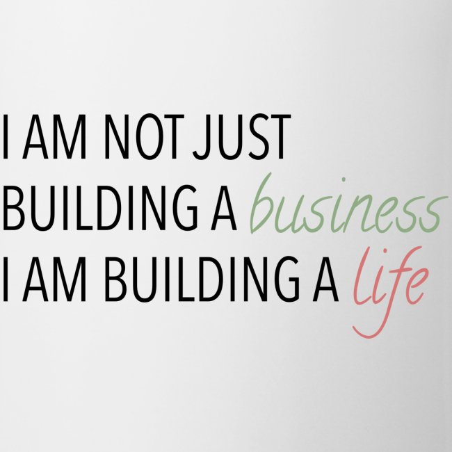Bulding a business