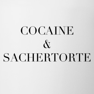 Cocaina & Sachertorte - Tazza