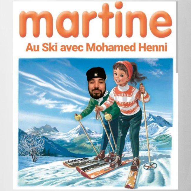 Martine-SkiAvecHenni
