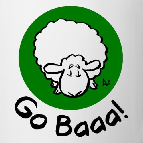 Go Baaa! mug - Mug