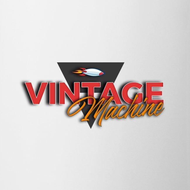 LOGO VINTAGE MACHINE couleur V3