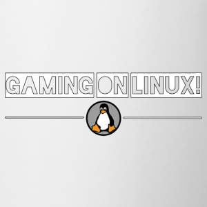 Gaming On Linux (Mugs) - Mug