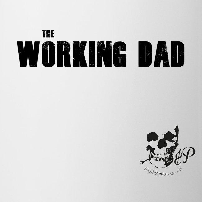 Working Dad black