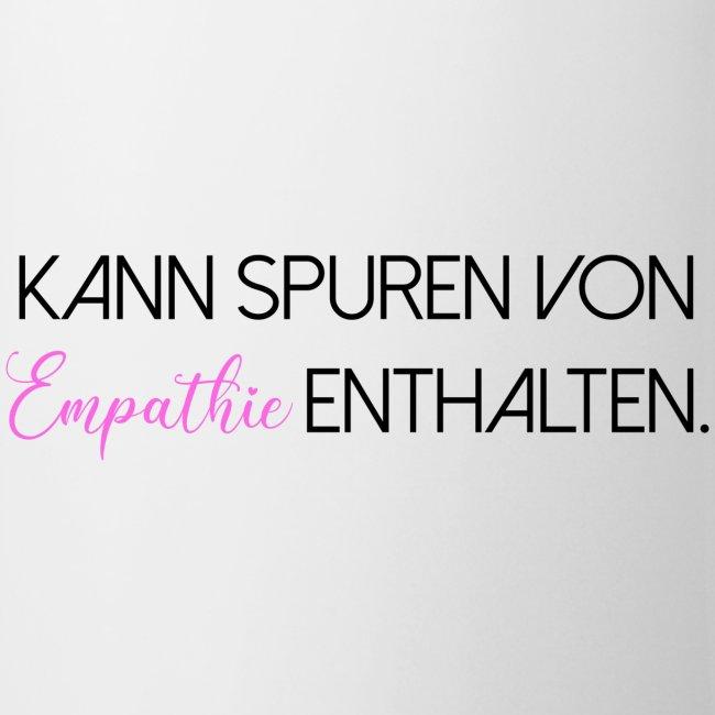 Empathie sprüche Andere Verstehen:
