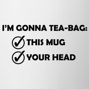 Tea bag - Mug