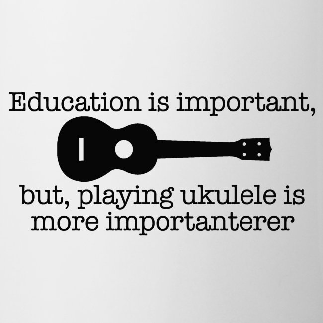 Important Ukulele