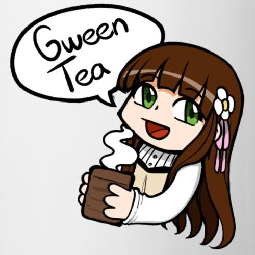 Corny Gween Tea - Mugg