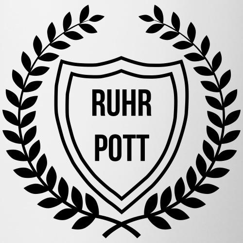 RUHRPOTT LOGO - Tasse