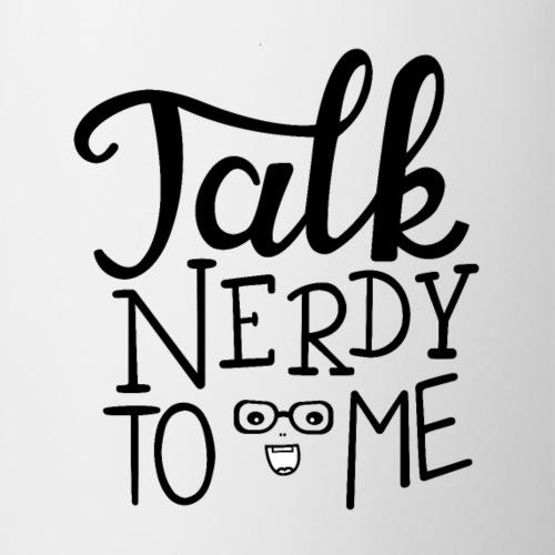 Nerdy - Mug