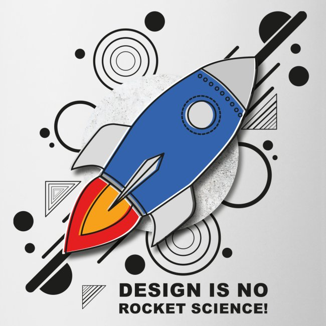 Design is no Rocket Science Nummer 3