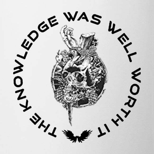 Knowledge WhiteSkull