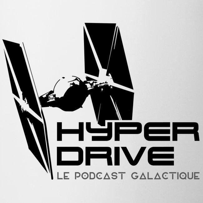 Hyperdrive - logo galactique