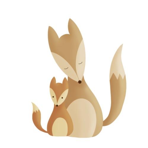 Fuchsliebe - Tasse