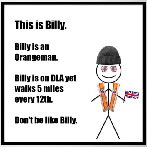 This is Billy - Mug