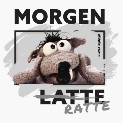 Rolf Rüdiger Morgenratte - Tasse