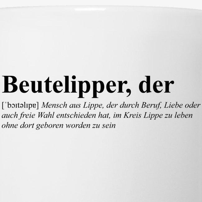 Beutelipper - Wörterbuch
