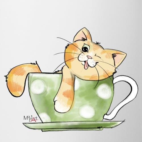 tazza gatto - Tazza