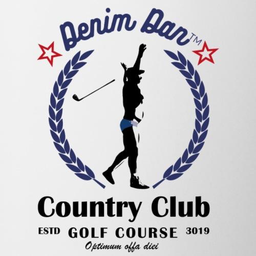 Denim Dan™ Country Club - Mugg