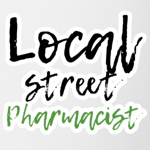Pharmazie / Apotheker: Local Street Pharmacist - Tasse