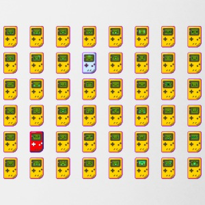8-bit retro Game Boy Emojis - Mug