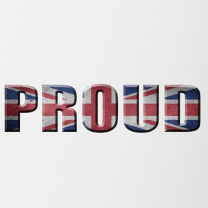 PROUD ENGLAND STOLTHED GREAT britian - Kop/krus