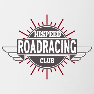 Road Racing HiSpeedClub - Taza