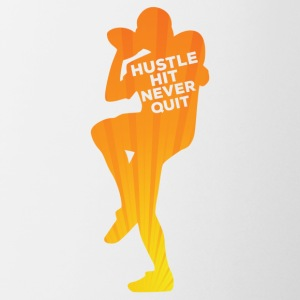 Voetbal: Hustle hit Never Quit - Mok