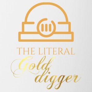 Mining: Il letterale Gold Digger - Tazza