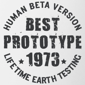 1973 - The year of birth of legendary prototypes - Mug