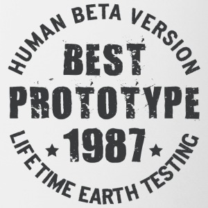 1987 - The year of birth of legendary prototypes - Mug