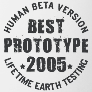 2005 - The birth year of legendary prototypes - Mug