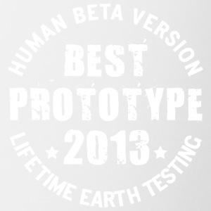 2013 - The birth year of legendary prototypes - Mug