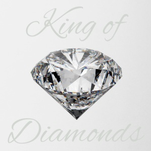 King of Diamonds - Mugg