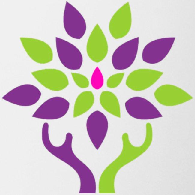 Vida Saludable con Vânia C.G - Logo