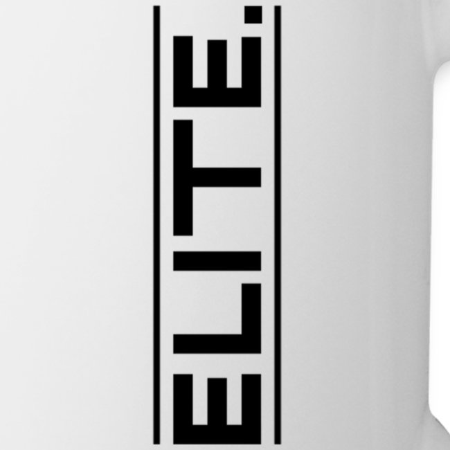 elite large black