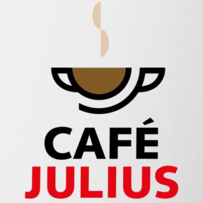 Cafe Julius Tasse