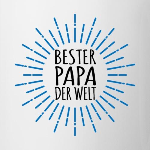 Vatertag Geburtstag Geschenkidee Vater - Bester Pa - Tasse