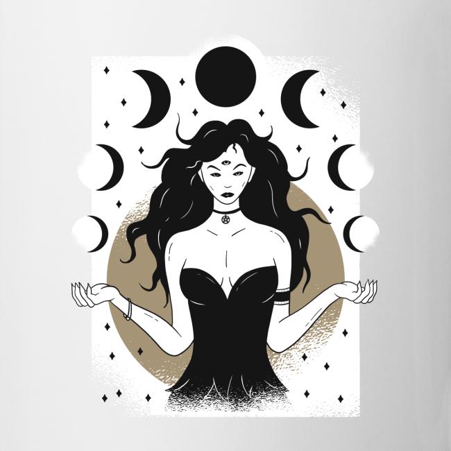 Vintage Lunar Goddess Limited Edition