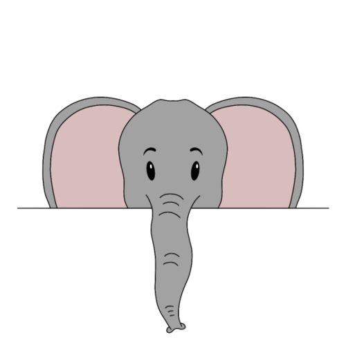 Elefant Marvin - Tasse