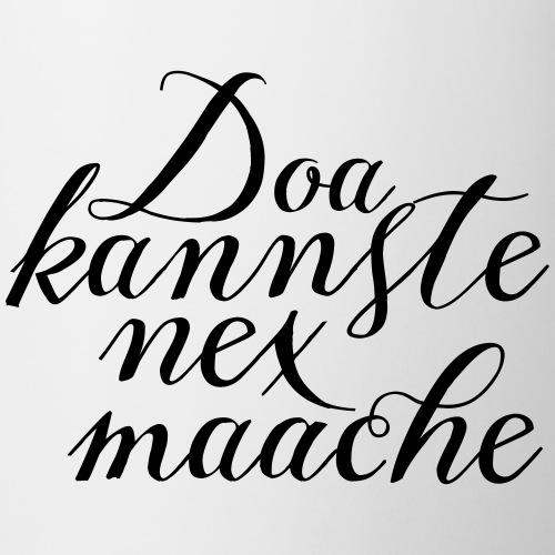 nex maache2 - Tasse