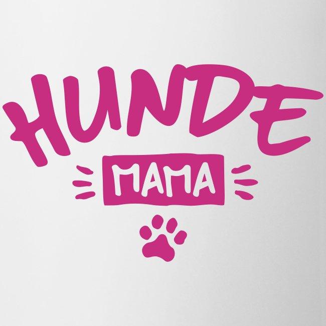 Vorschau: Hunde Mama - Tasse