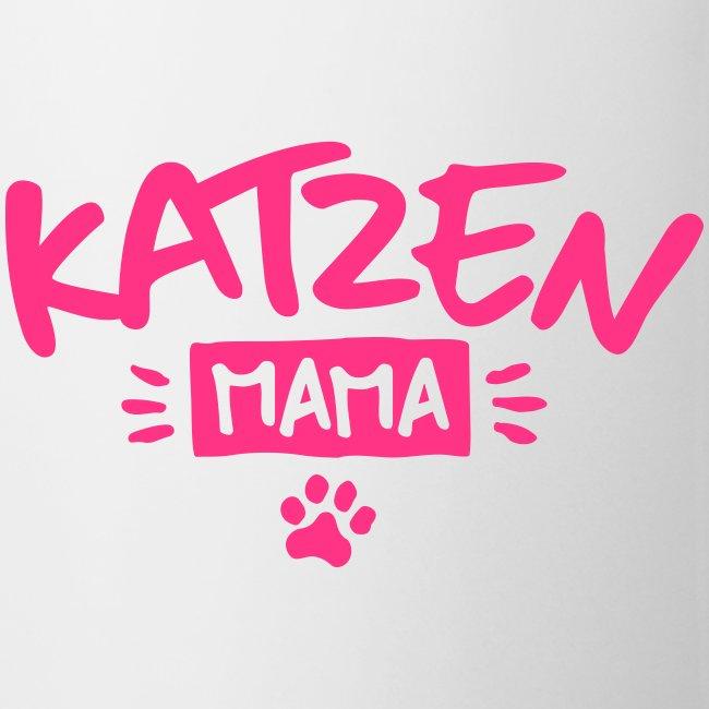 Vorschau: Katzen Mama - Tasse
