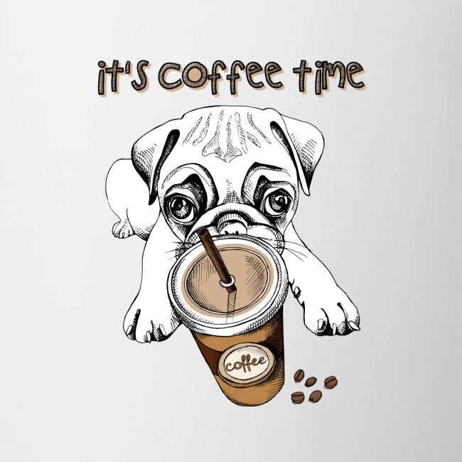 Its coffee time Design