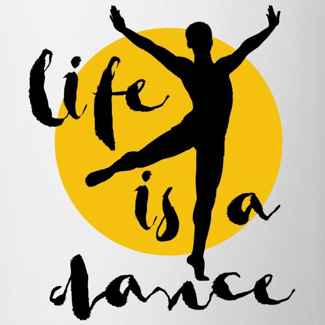 Ballett Tänzer