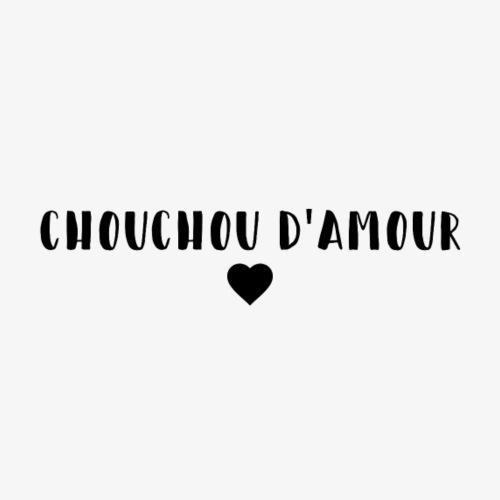 Chouchou d'amour - Mug blanc