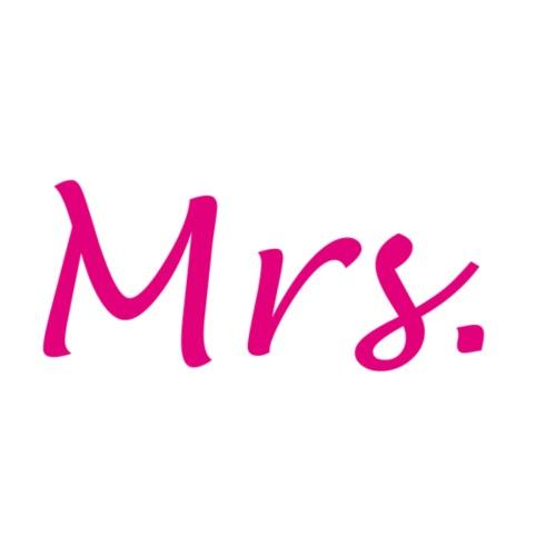 Missis - Mug blanc