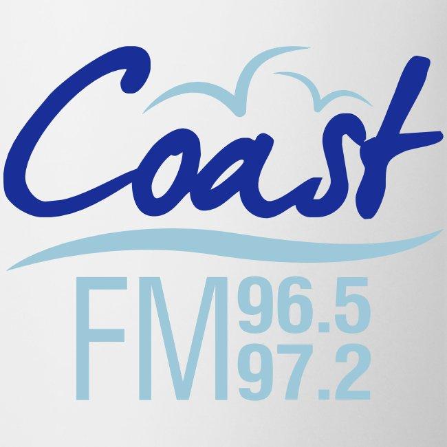 Coast FM colour logo